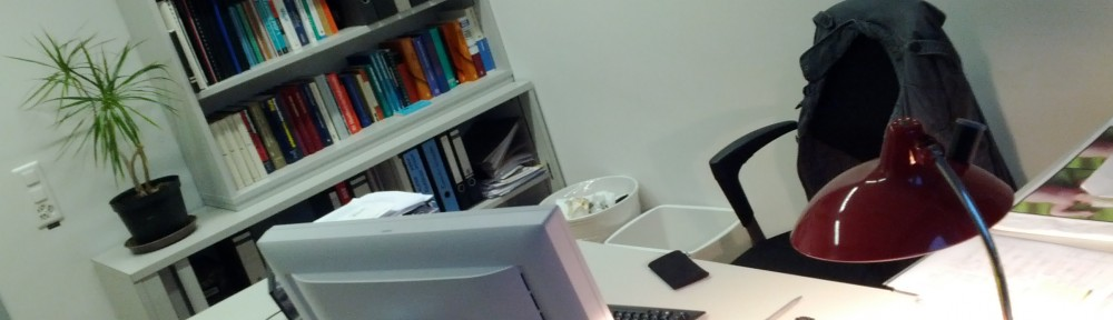 Büro fertig