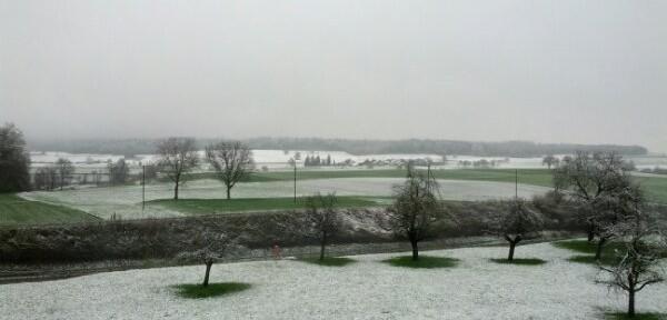 Endlich wieder Winter!